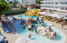 Families and kids vacations Hotel Condesa de la Bahia
