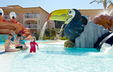 Families and kids vacations Aparthotel Playa Mar & Spa